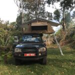 Rooftop Tent Cars